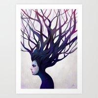 The Spirit Art Print
