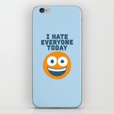 Loathe Is the Answer iPhone & iPod Skin
