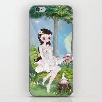 Sarah BelleFleur iPhone & iPod Skin
