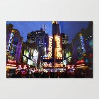 'Times Square NYC ~ BRIG… Canvas Print