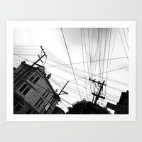 Page St San Francisco Art Print