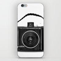 Baby Brownie iPhone & iPod Skin
