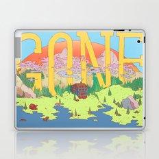 Gone. Laptop & iPad Skin