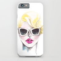 Blonde Chic iPhone 6 Slim Case