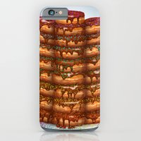 Donuts III 'sparkles&chocolate' iPhone 6 Slim Case