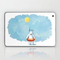 Polar Beach Laptop & iPad Skin