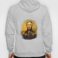 Alan Rickman - Replacefa… Hoody