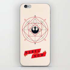 Rebel Now! iPhone & iPod Skin