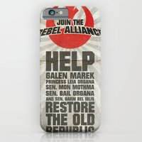 Join the Rebel Alliance iPhone 6 Slim Case