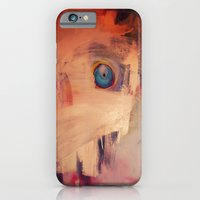 iPhone & iPod Case featuring Invisible Fish by Danni Zamudio