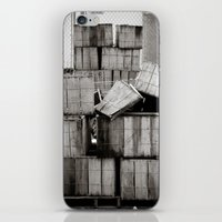 Stacks... iPhone & iPod Skin
