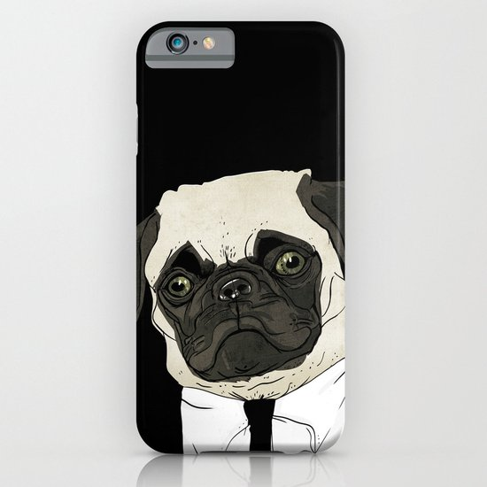 puggetaboutit iPhone & iPod Case