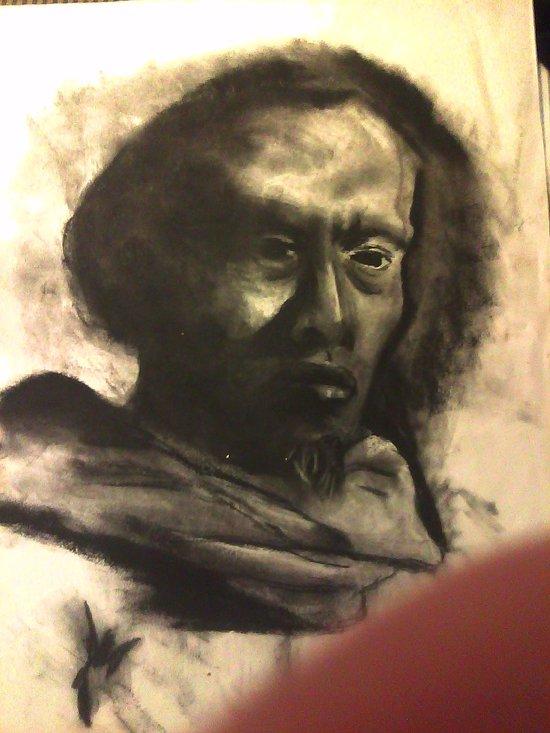 man Art Print