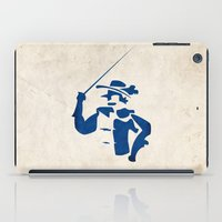 Cyrano de Bergerac - Digital Work iPad Case
