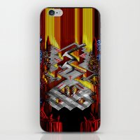 Marble Madness: Where Good Marbles Go To Die iPhone & iPod Skin