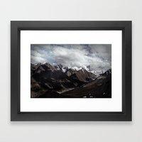 Beluha  Framed Art Print