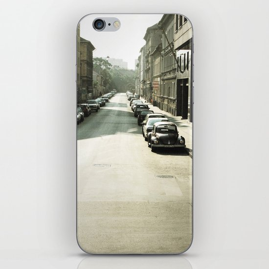 Vienna, Vienne iPhone & iPod Skin