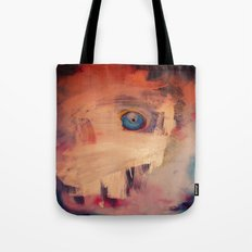 Invisible Fish Tote Bag