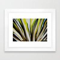 Under Flora #4 Framed Art Print
