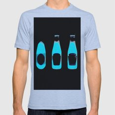 The Fruit That Ate Itself  Mens Fitted Tee Athletic Blue SMALL