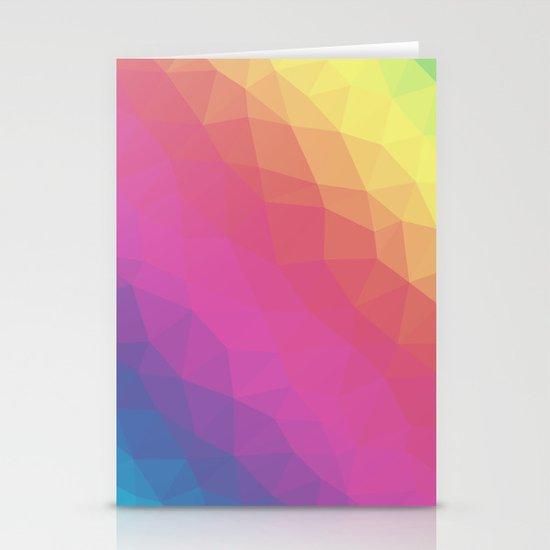 Spectrum Tris Stationery Card