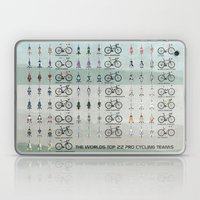 Pro Cycling Teams Laptop & iPad Skin