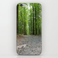 The Road Less Traveled iPhone & iPod Skin