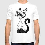 T-shirt featuring Goober Kitten by Anna Lisa Illustrati…
