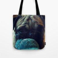 Puggy Tote Bag