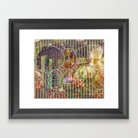 The Relative Frequency of the Causes of Breakage of Plate Glass Windows (1) Framed Art Print