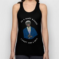 The One Percent Unisex Tank Top