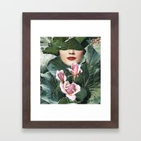 SEASONAL Framed Art Print