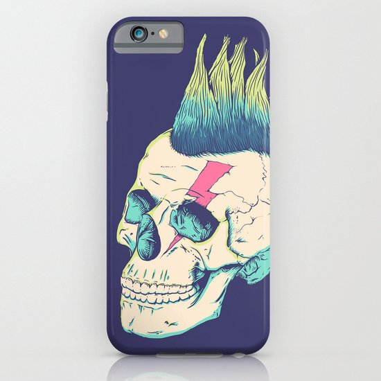 Skull Punk iPhone & iPod Case