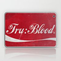 Tru:Blood Laptop & iPad Skin