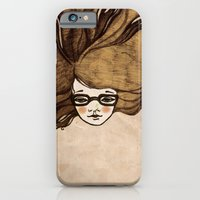 iPhone & iPod Case featuring Freckles by Natalia Ogneva