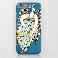 iPhone & iPod Case featuring Flying by Zina Kazantseva