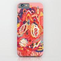 iPhone & iPod Case featuring Head (Alternate) by uberkraaft
