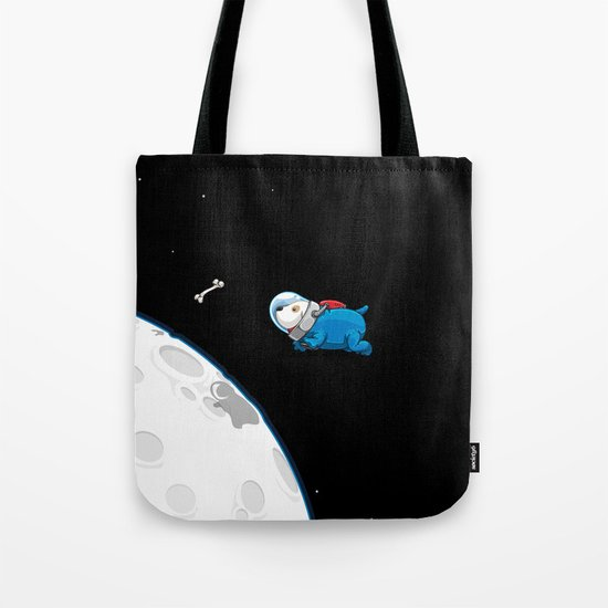 Spacedoggy Tote Bag
