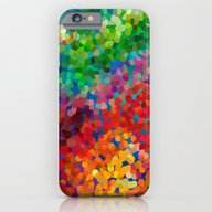 Color Theory Clash iPhone 6 Slim Case