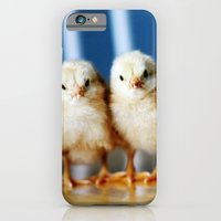 iPhone & iPod Case featuring buckeye chicks by sara montour