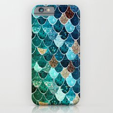 REALLY MERMAID TIFFANY iPhone 6 Slim Case