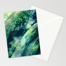 Swirl II Stationery Cards