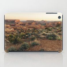 Monument Valley Morning iPad Case