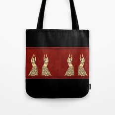 Belly dancer 3 Tote Bag