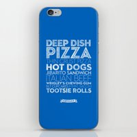 Chicago — Delicious Ci… iPhone & iPod Skin