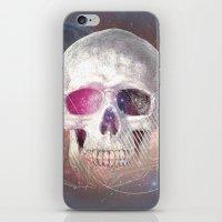Astral Skull iPhone & iPod Skin