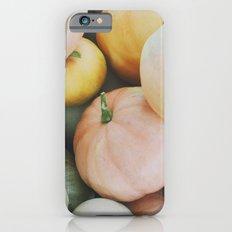 les citrouilles Slim Case iPhone 6s