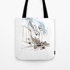 Peace Maker Tote Bag