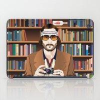 Richie Tenenbaum iPad Case