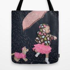 Rainy Day Adventure Tote Bag